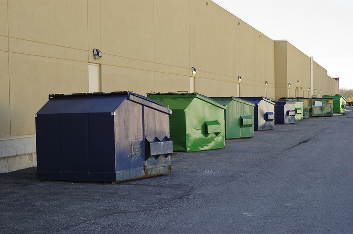 5 Ways Businesses Benefit from Commercial Waste Compactors